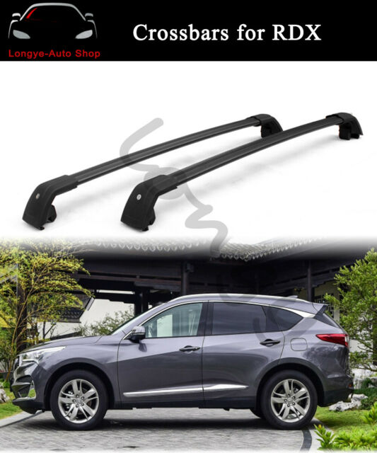 Fits For Acura RDX 2019 2020 Crossbar Cross Bar Roof Rack