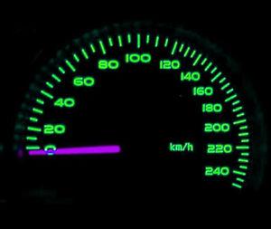 Full-Green-LED-Dash-Speedo-Kit-Lighting-Set-For-Subaru-Legacy-94-98
