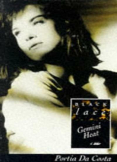 Gemini Heat (Black Lace) By Portia Da Costa. 9780352329127