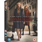 Damages - Series 3 - Complete (DVD, 2012, 3-Disc Set)