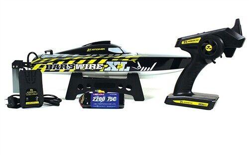 "Barbwire 2XL 24/"" RTR Brushless Racing Boat Atomik"
