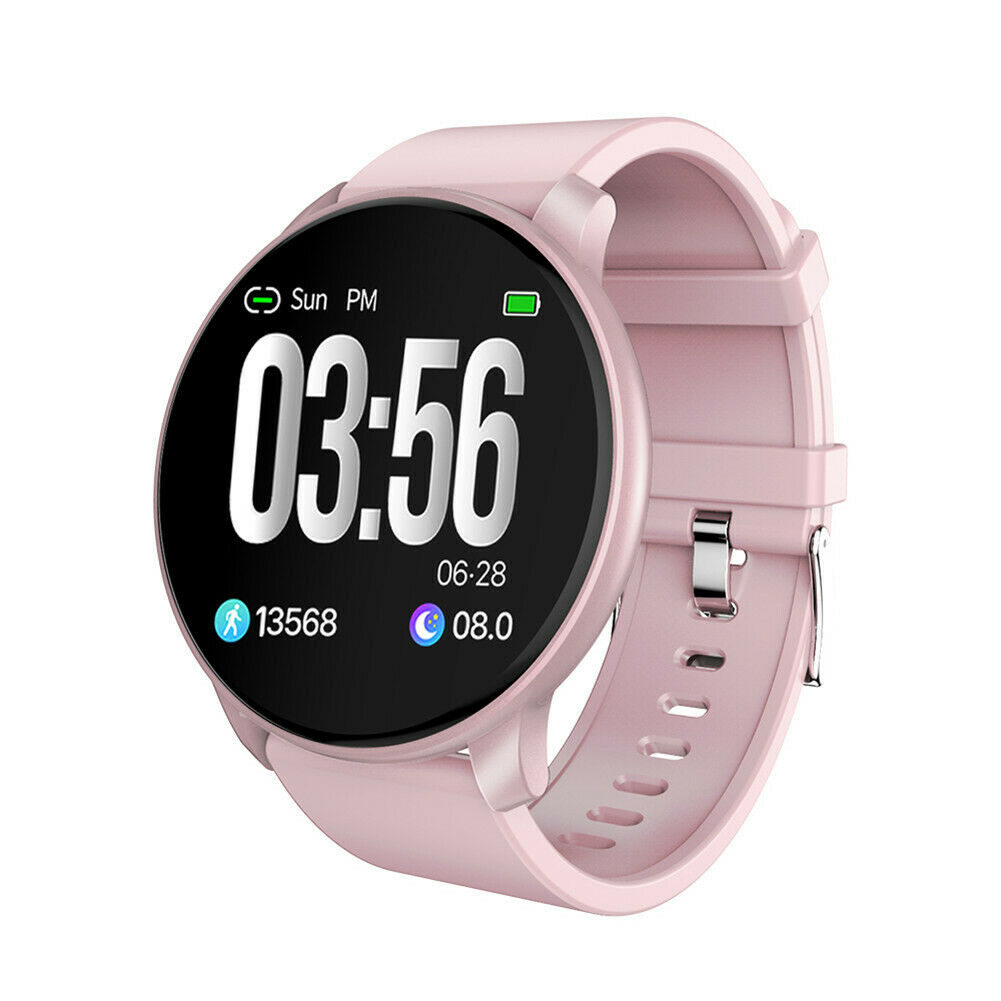 Girls' Sport Smart Watch Heart Rate Blood Pressure Sleep Monitor for iOS Android blood Featured for heart monitor pressure rate sleep smart sport watch