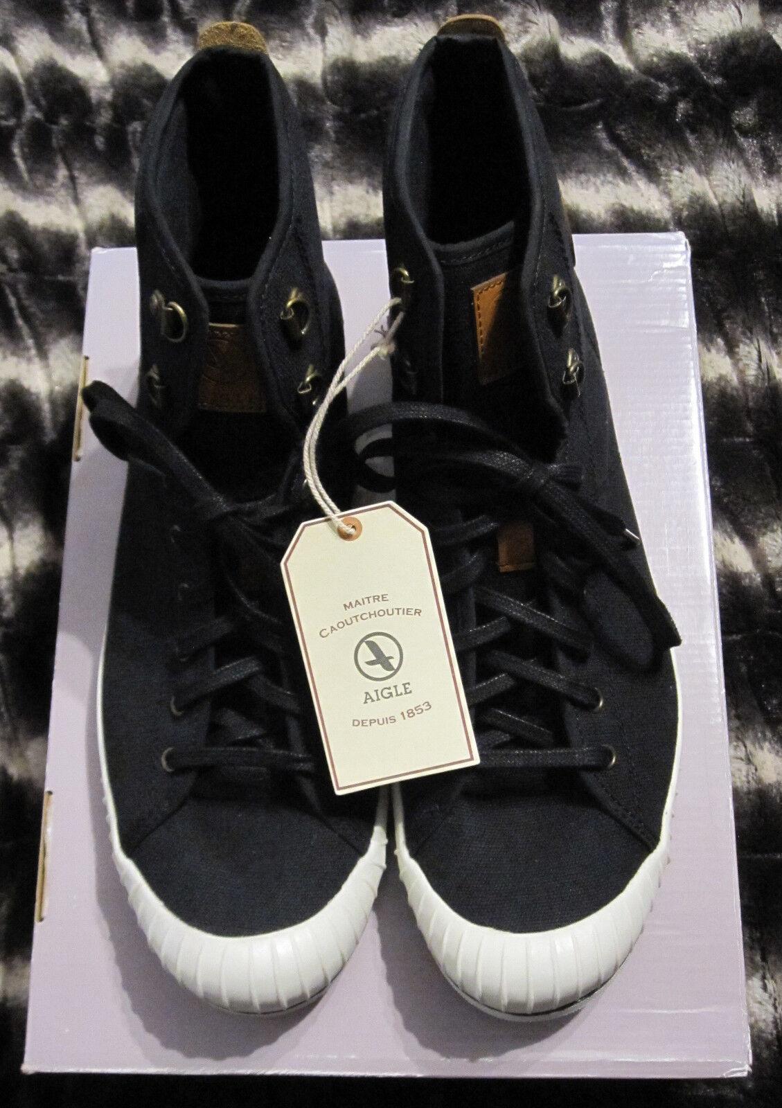 AIGLE Herren NEU Sneaker Modell KITANGIRI MID Gr. 44  NEU Herren mit Karton  bafa16