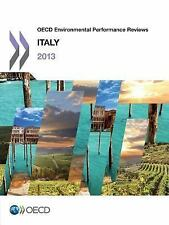 OECD Environmental Performance Reviews: Italy 2013-ExLibrary
