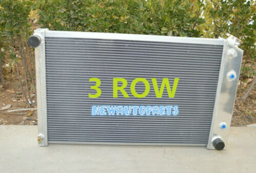 3 Row ALUMINUM RADIATOR 70-81 Chevy Camaro//75-79 Nova//68-73 Chevelle El Camino