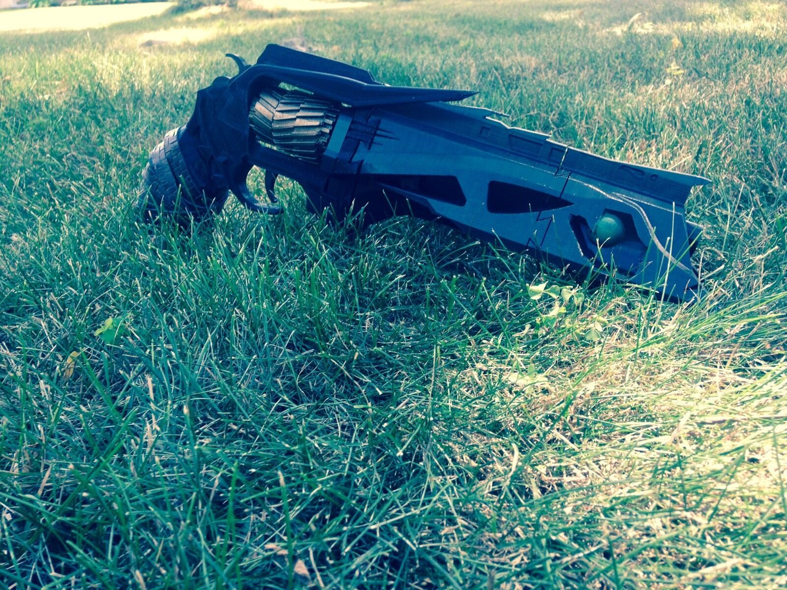 Thorn Replica Hand Cannon Gun Full Size 16  Cosplay Display Prop