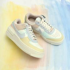 Nike Air Force 1 Shadow Pale Ivory Womens Shoes Low Sneakers Af1