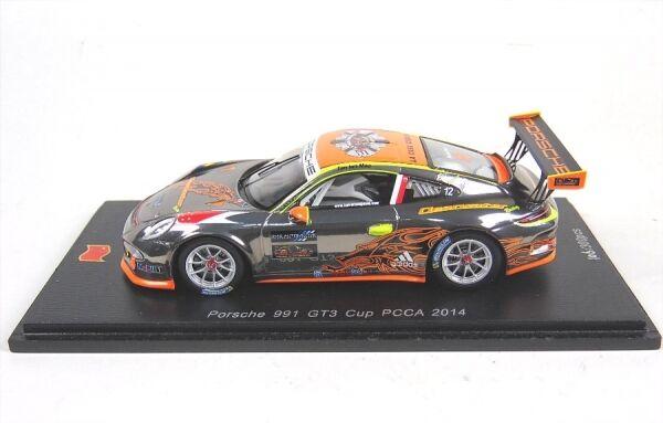 Porsche 911 gt3 Cup (Clearwater) No. 12 tan Ian Mao-pcca 2014   Au Premier Rang Parmi Les Produits Similaires
