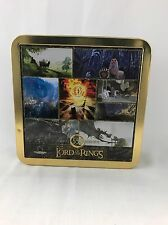 """Art Lord of the Rings Puzzle 550 pc w/ COLLECTIBLE TIN  19"""" x 19"""" LOTR"""