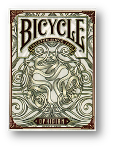 Bicycle Ophidian Playing Cards Poker Spielkarten