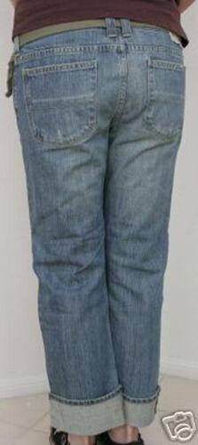 A 29 Kurtz Johnson Crop Jeans