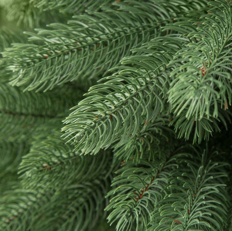 Kunstigt juletræ 180 cm 742 grene og...
