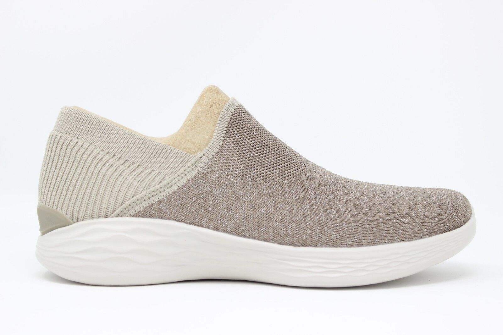 Skechers Women's You TRANSCEND 14959 TPE Taupe Brand New