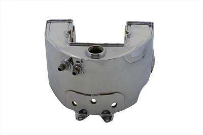 Replica chrome TT Bobber oil tank