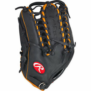 Rawlings-G601GT-Gamer-Baseball-Glove-12-75-034-Outfield-for-a-LEFT-HANDED-THROWER