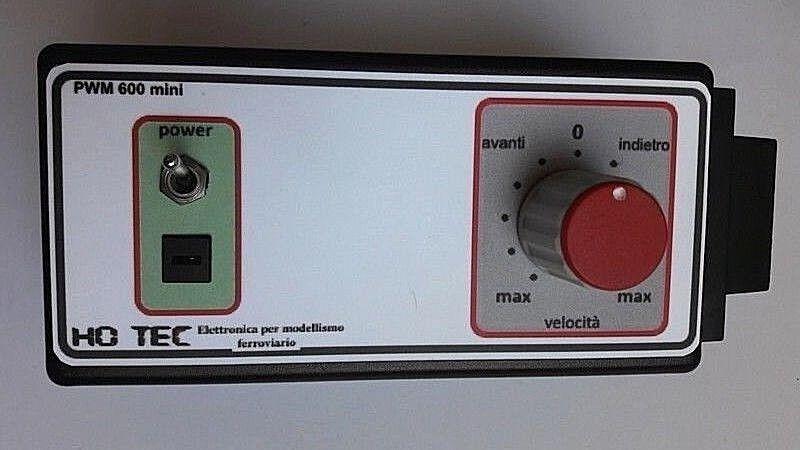 ALIUomoTATORE PWM 600 Mini con luce costante