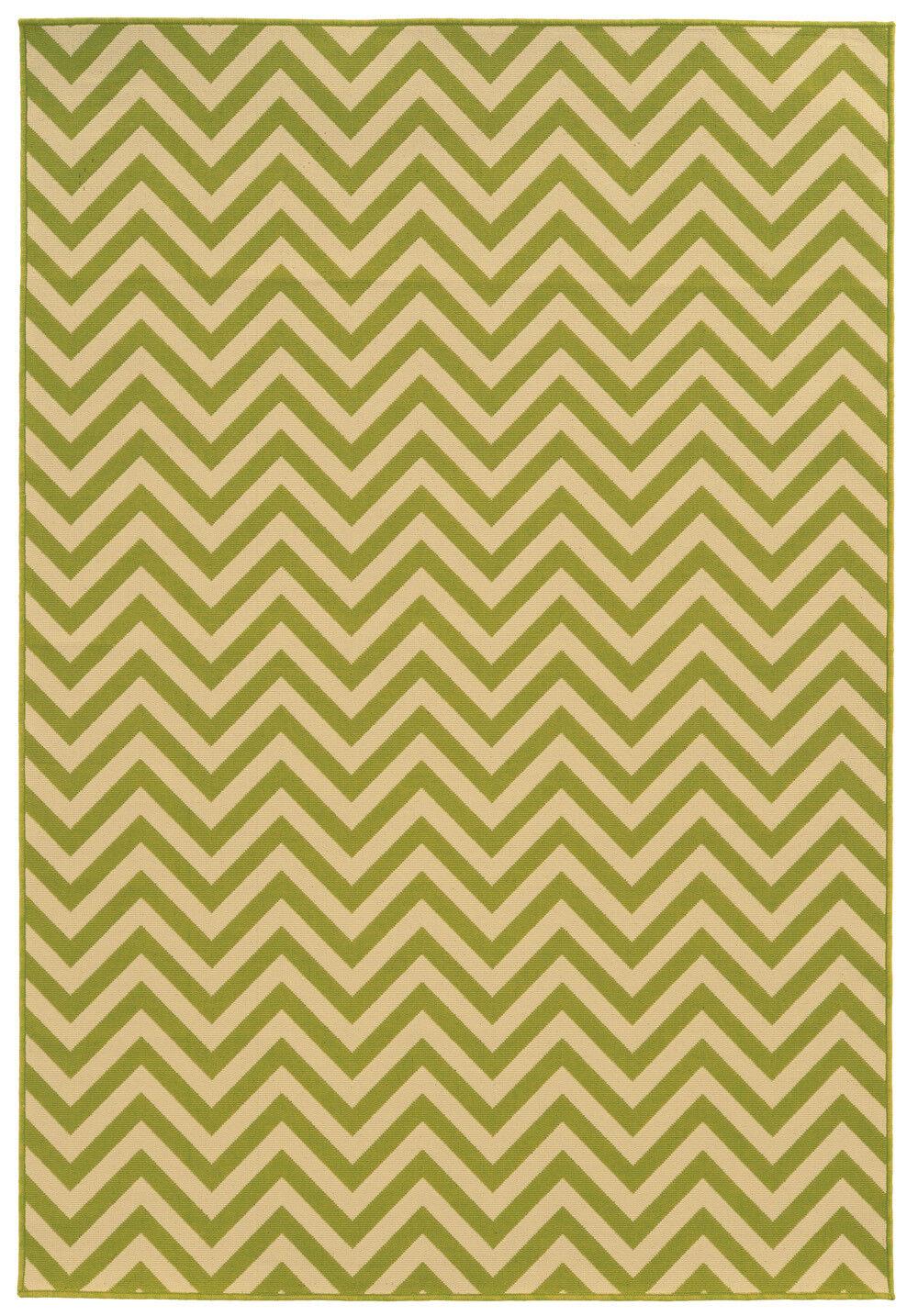 2'x8' Sphinx Geometric Geometric Geometric Ivory Stripes Chevron 4593K Runner - Aprx 2' 3  x 7' 6  ab2dee