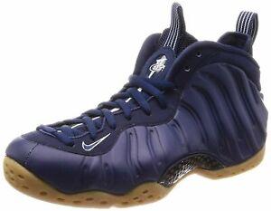Détails sur Casquette Hommes NIKE AIR FOAMPOSITE ONE Basketball Chaussures, Bleu de Minuit Bleu Marine 405 11 UK afficher le titre d'origine