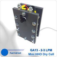 Hho Dry Cell 13 Plate 5n - Slim Line Ga13 - Free Shipping