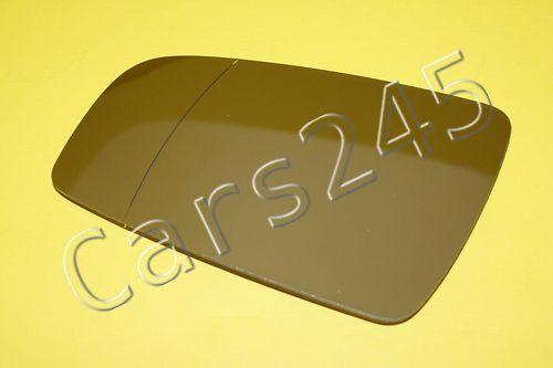 Opel Zafira B 2005-2009 beheizbar asphärisch Spiegel Spiegelglas Glas links