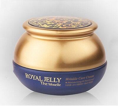 BERGAMO The Moselle Royal jelly wrinkle Cream - 50g Korean Cosmetics