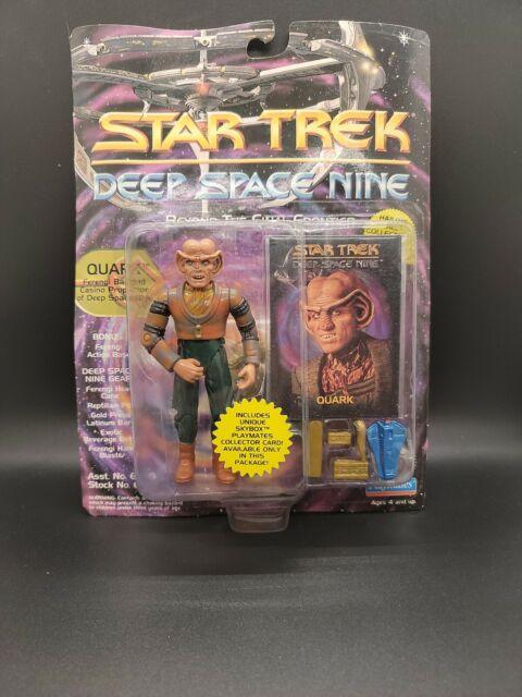 Star Trek Deep Space Nine Quark Action Figure Playmates 1994