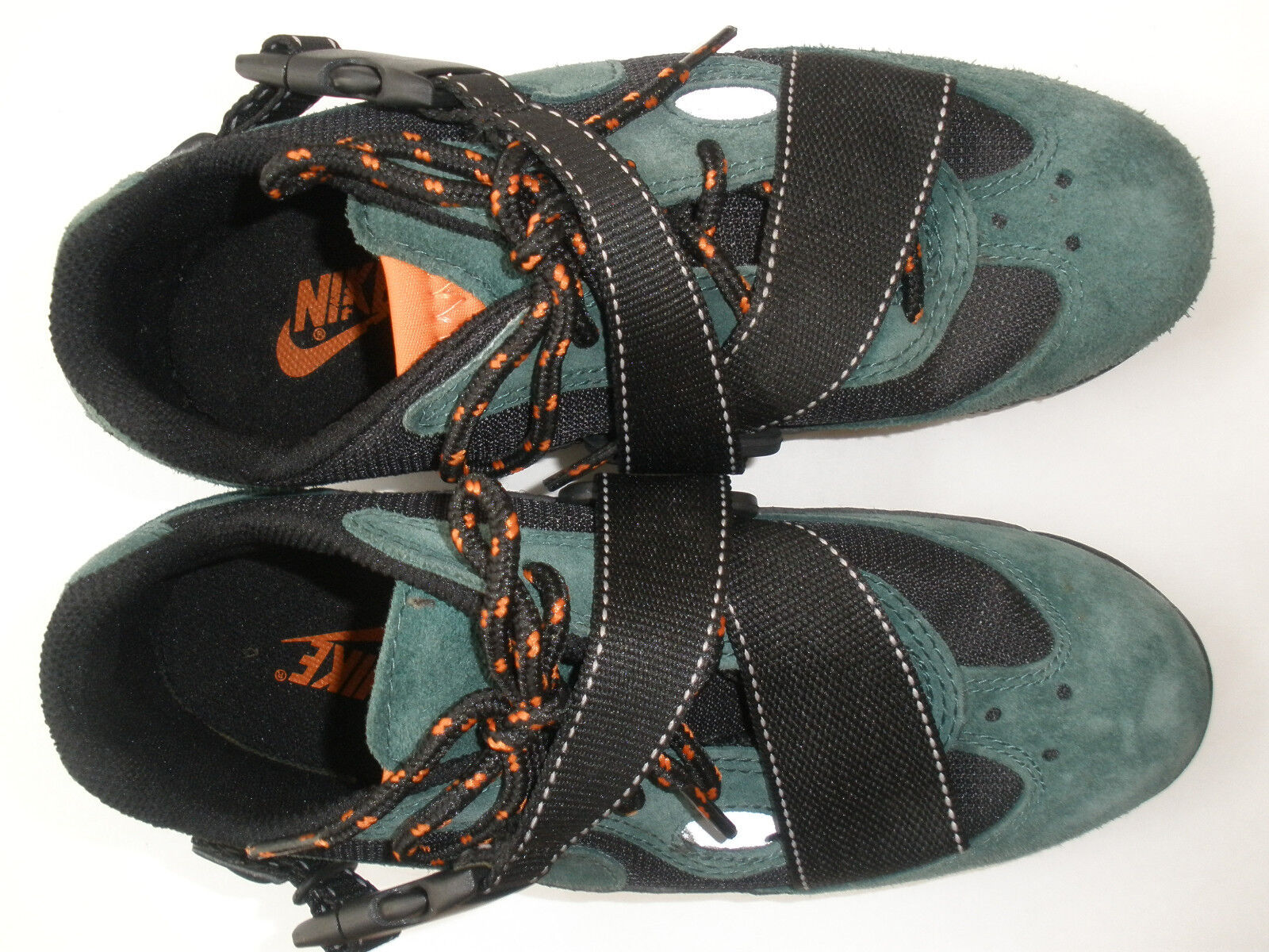 1996 NIKE ACG CYCLING LEATHER SHOES MEN SIZE 5.5 RARE VINTAGE NICE