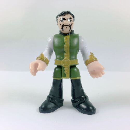 Fisher Price Imaginext DC Super Friends Ras Al Ghul Batman/'s foe Mentor Boy Toy