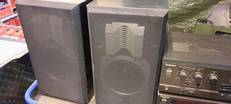 Stereoanlæg , Technics
