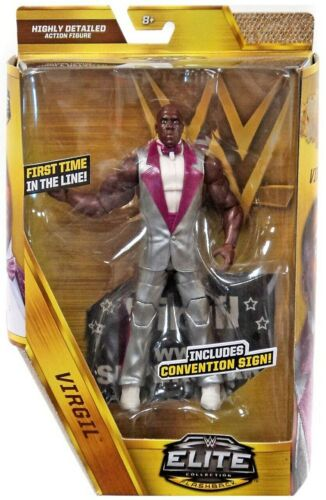 WWE ELITE Virgil Figure WWF gestionnaire de Ted Dibiase Flashback EXCLUSIVE TOYS R US