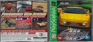 Need For Speed Iii Hot Pursuit Sony Playstation 1 1998