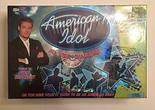 American Idol Board Game w/ DVD All Star Challenge - Factory Sealed
