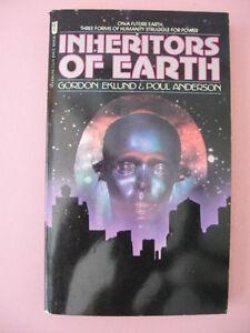 Unread-1979-INHERITORS-OF-EARTH-by-GORDON-EKLUND-POUL-ANDERSON-Jove-Sci-Fi-PB