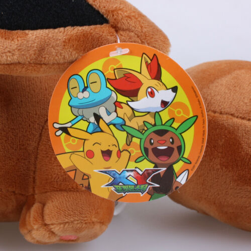 "Official 16.1/"" 41Cm Sleeping Eevee Sleepy Pokemon Plush Toys Soft Stuffed Doll"