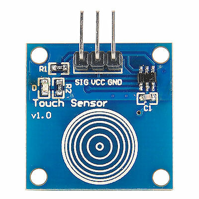 Touch Sensor Capacitive Touch Switch Module DIY for Digital TTP223B