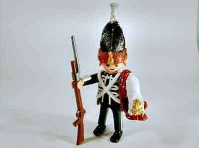 110565 Pelo pirata gris 2u playmobil,casaca,soldado,pirata,epoca,oeste
