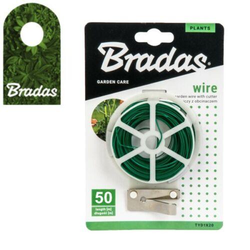 Filo da giardino con Schneider benda filo filo ruolo 50m tyd1x50 Bradas 3790