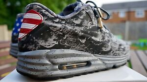 Image is loading NIKE-AIR-MAX-90-LUNAR-SP-MOON-LANDING-