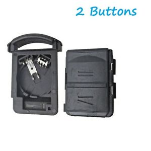 2-Button-Remote-Key-Fob-Case-Repair-Kit-For-Vauxhall-Opel-Corsa-Agila-Meriva
