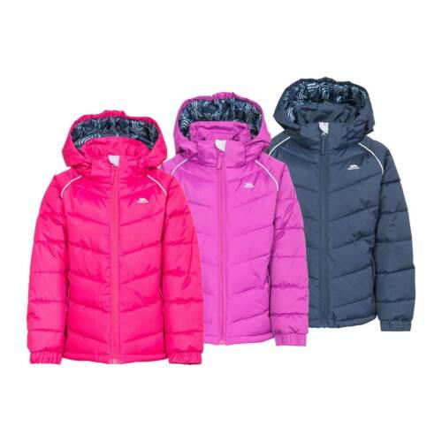 Trespass Girls Sheer Waterproof Jacket RRP £57.99