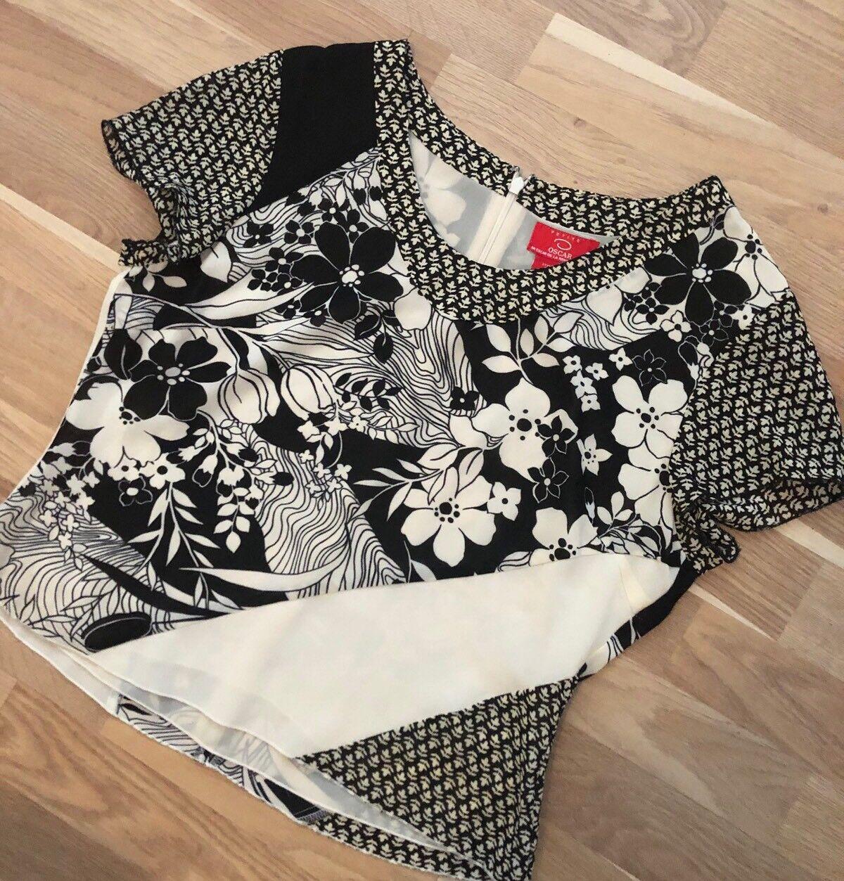 Oscar De La Renta Damen Kleid Kombination Gr Gr Gr 40  2 Teile | Offizielle  | Hohe Qualität Und Geringen Overhead  b9f19e
