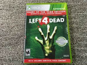 Details about Left 4 Dead -- Game of the Year Edition (Microsoft Xbox 360,  2009)