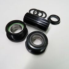 Black Ops Bottom Bracket Set Mid//Usa Dualie 19mm Sld Black
