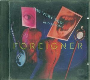 Foreigner-The-Very-Best-And-Beyond-Cd-Ottimo