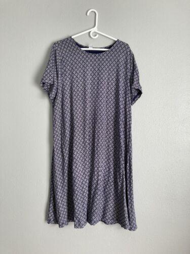old navy swing dress xxl - image 1