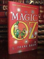 The Magic of Oz Novels 11-15 by L. Frank Baum Wizard Brand New Hardback Edition