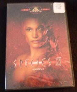 DVD-Movie-Species-II-Especes-II-Widescreen