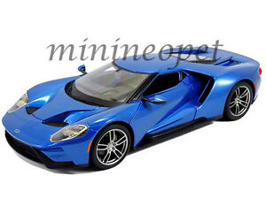 Image Is Loading Maisto  Ford Gt