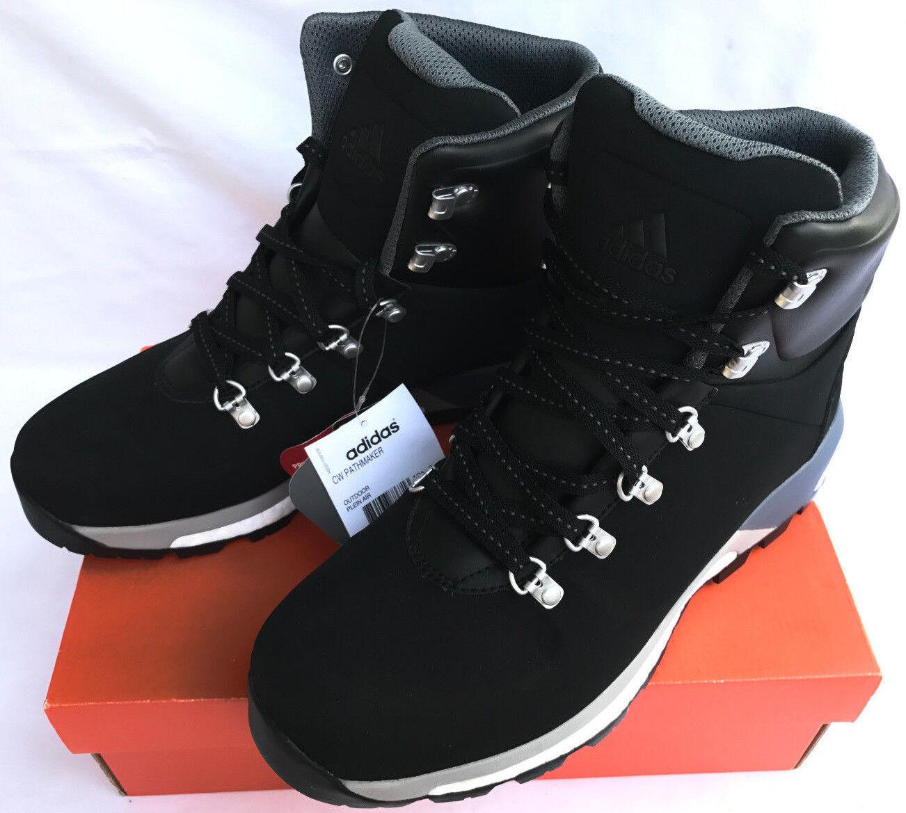 Adidas CW Pathmaker AQ4052 Boost Black Sneakerboots Hike Hiking Boots Men's 10