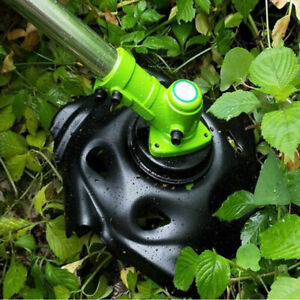 Break-proof-Rounded-Edge-Weed-Trimmer-Edge-Head-for-Power-Lawn-Mower